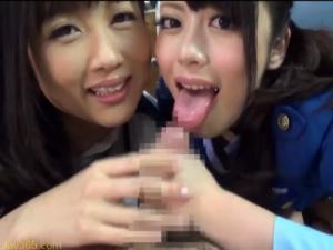 痴女 フェラ 大槻ひびき 桜井あゆ